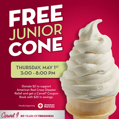carvel-free-cone-thursday